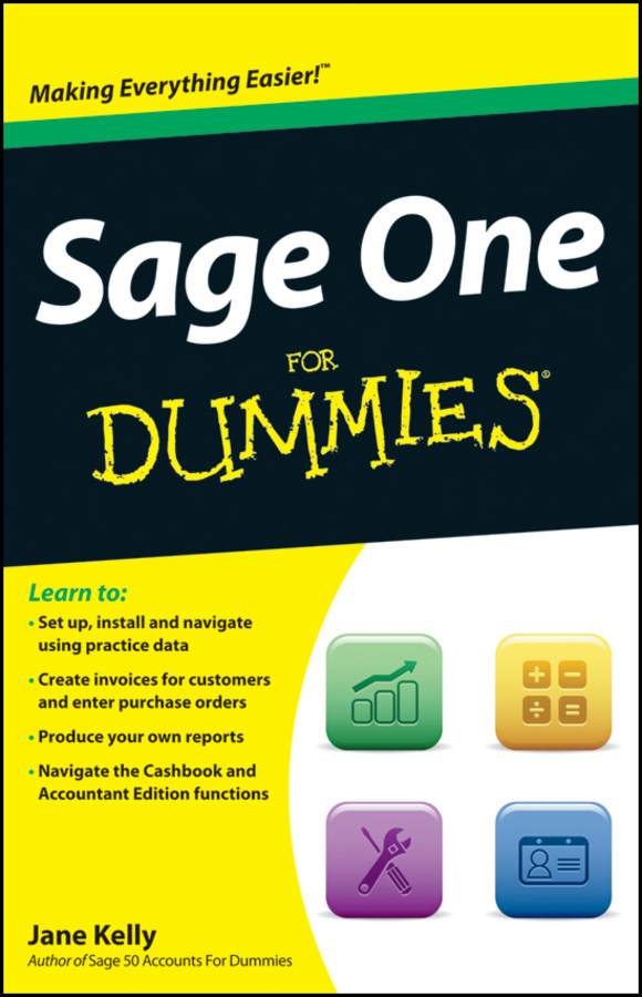 Jane Kelly Sage One For Dummies jane kelly sage 50 accounts for dummies