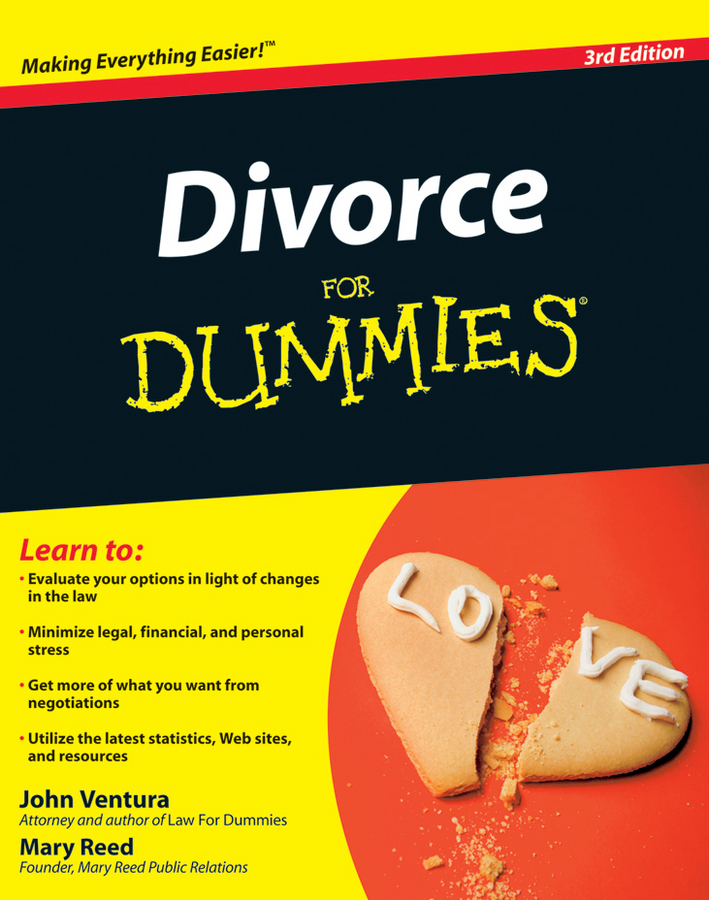 John Ventura Divorce For Dummies elizabeth clark flirting for dummies