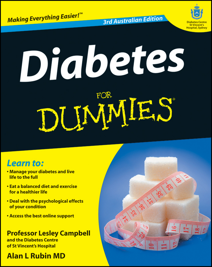 Lesley Campbell Diabetes For Dummies