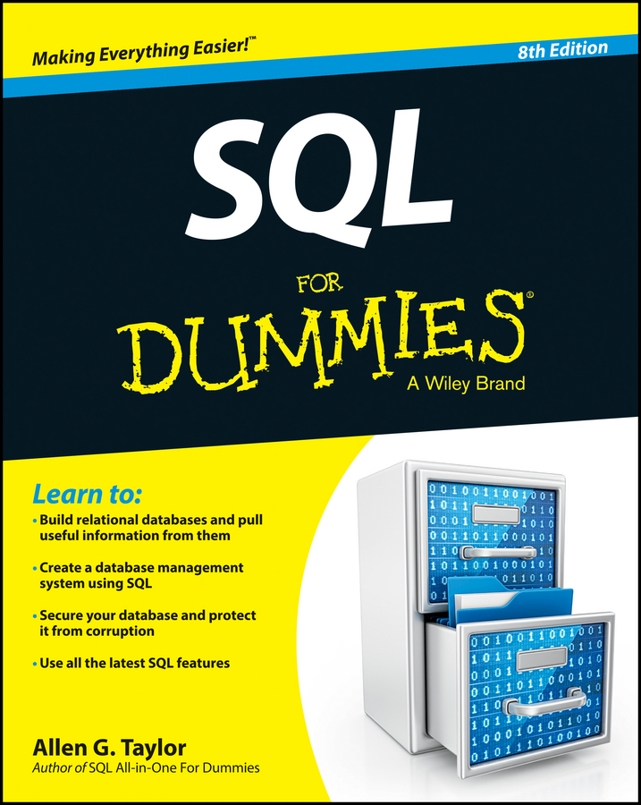 Allen Taylor G. SQL For Dummies taylor allen g sql all in one for dummies