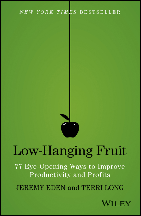 Jeremy Eden Low-Hanging Fruit. 77 Eye-Opening Ways to Improve Productivity and Profits creative woven fruit and vegetable basket