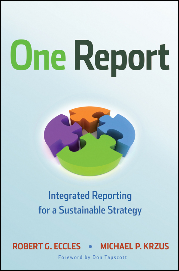 Don Tapscott One Report. Integrated Reporting for a Sustainable Strategy american society of transplantation primer on transplantation isbn 9781444391756