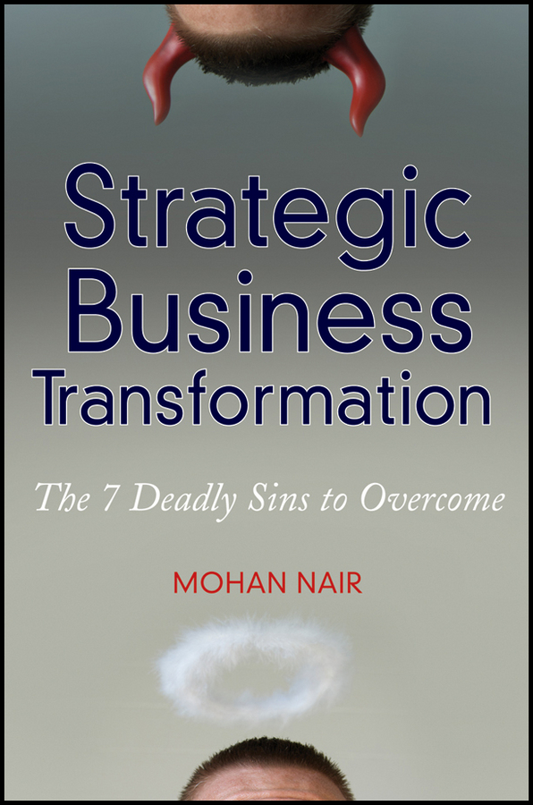 Mohan Nair Strategic Business Transformation. The 7 Deadly Sins to Overcome fashion shaggy straight light blue no bang short the seven deadly sins ban cosplay wig