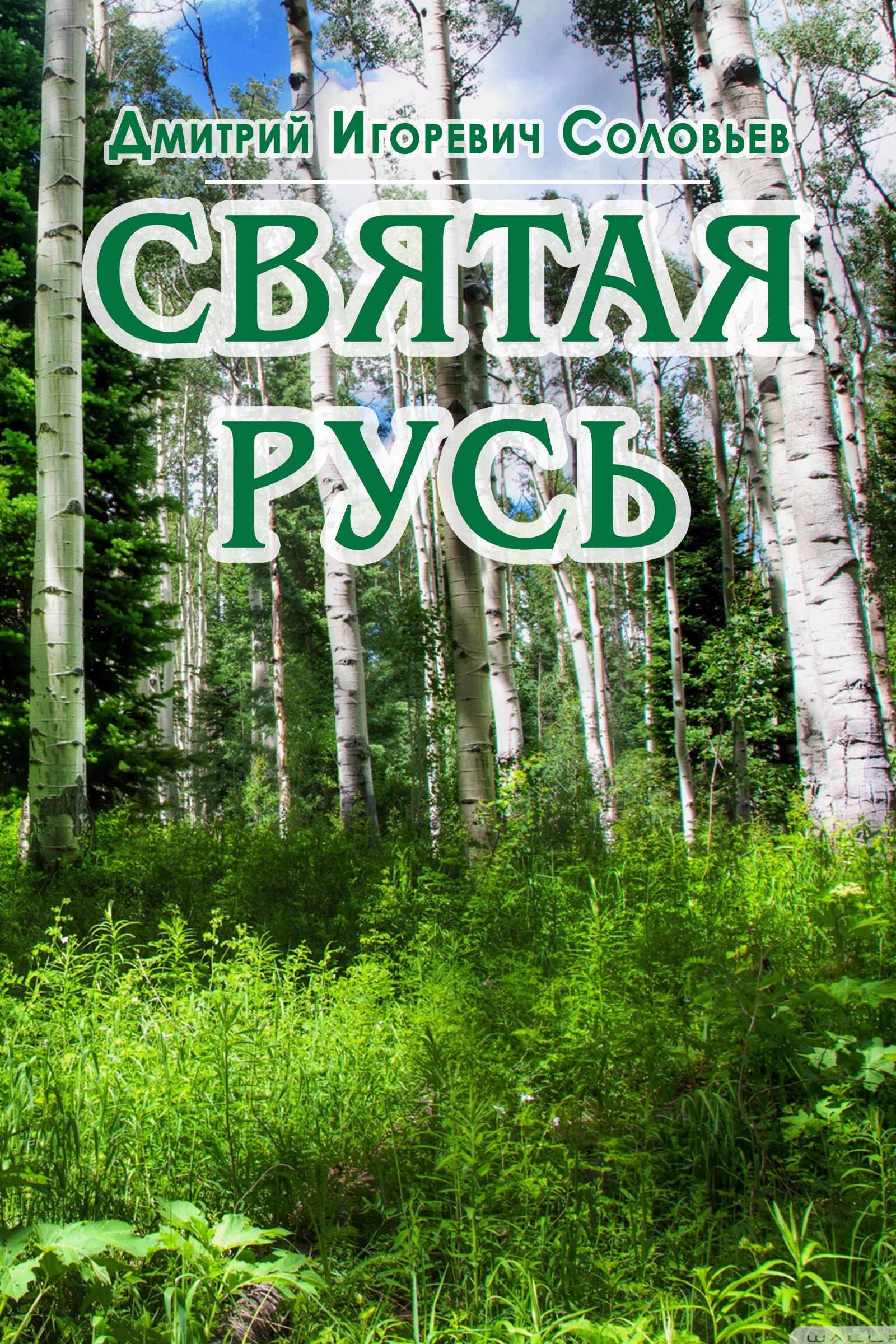 Дмитрий Соловьев Святая Русь платонов о святая русь