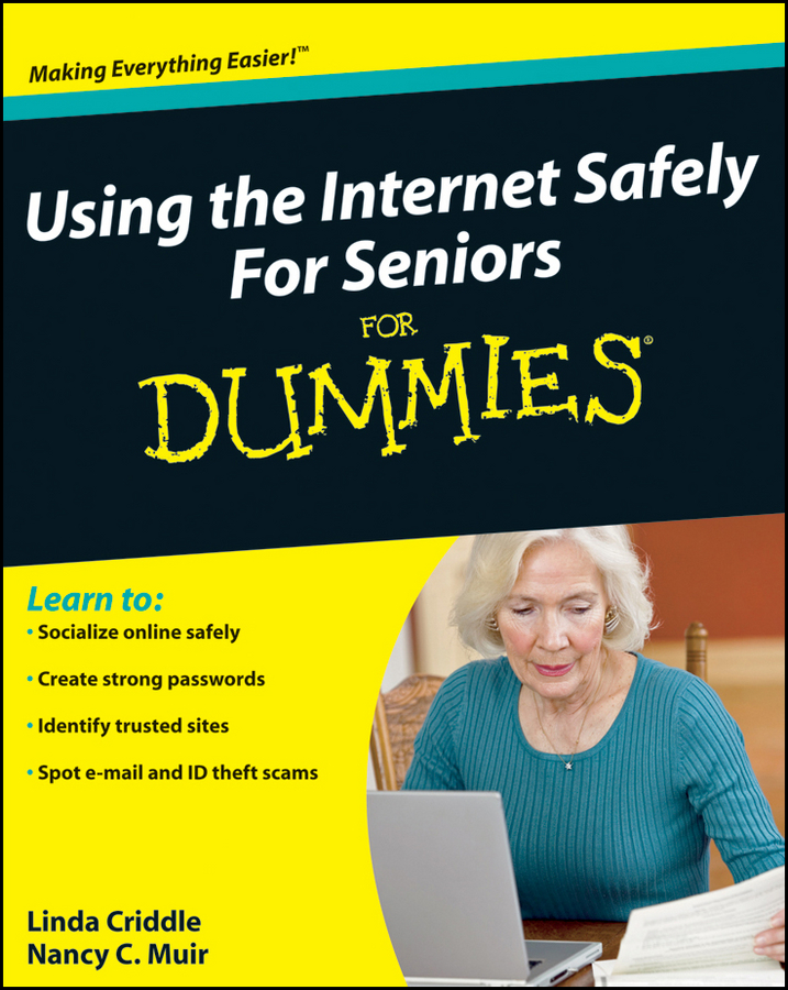 Фото - Linda Criddle Using the Internet Safely For Seniors For Dummies hae soo kwak nano and microencapsulation for foods