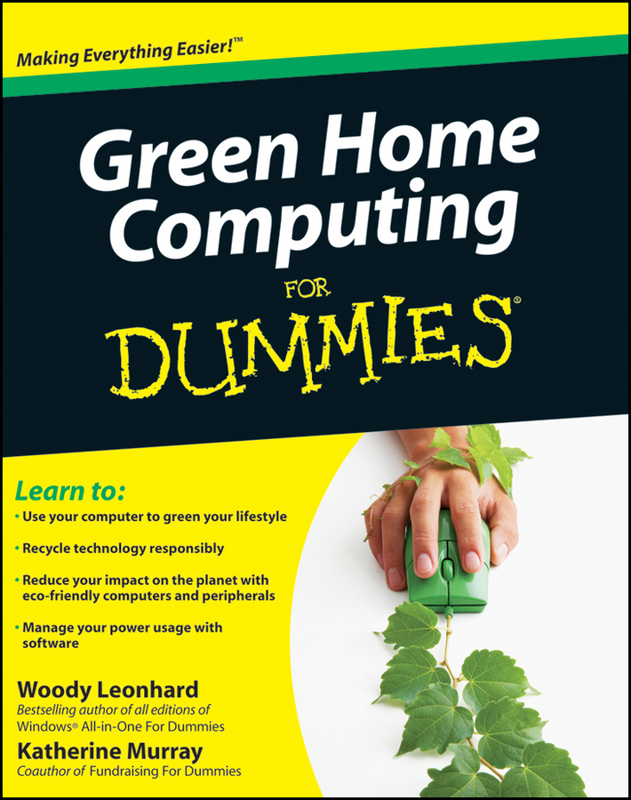 Woody Leonhard Green Home Computing For Dummies woody leonhard windows 7 all in one for dummies