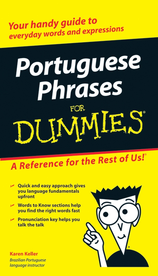 Karen Keller Portuguese Phrases For Dummies