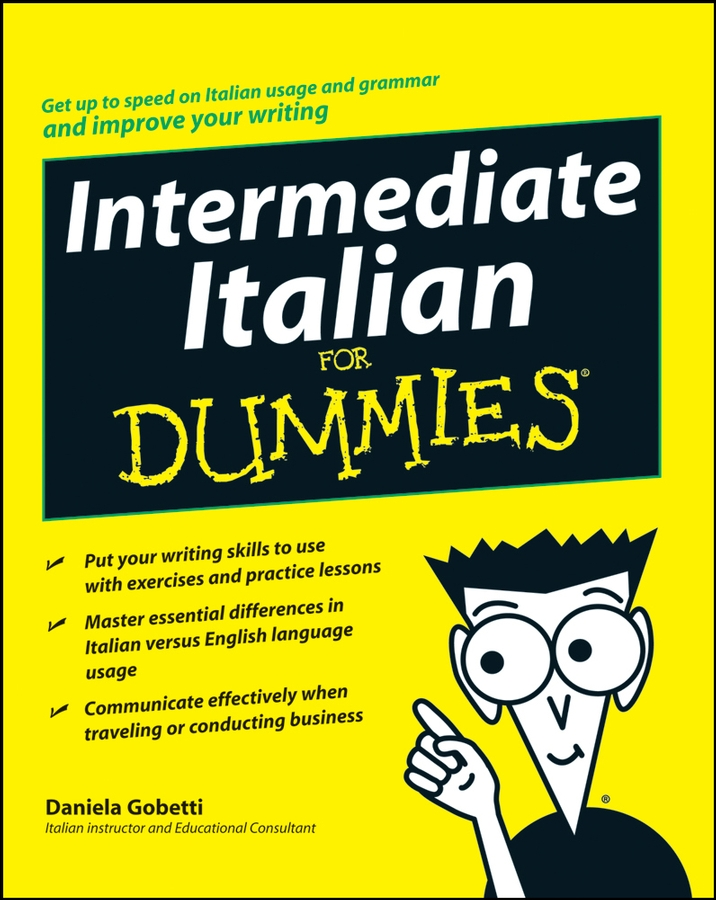 Daniela Gobetti Intermediate Italian For Dummies daniela gobetti intermediate italian for dummies
