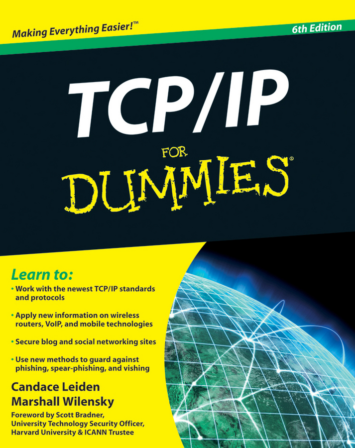 Candace Leiden TCP / IP For Dummies zkteco tcp ip network c3 200 intelligent two door two way door access control panel controller free software sdk ce