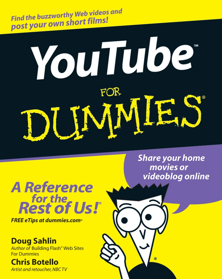 Doug Sahlin YouTube For Dummies