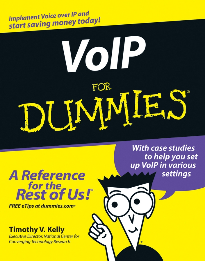 лучшая цена Timothy Kelly V. VoIP For Dummies