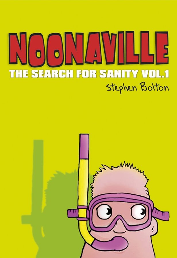 Stephen Bolton Noonaville. The Search for Sanity сиденье для унитаза kerasan retro 108601 bi br