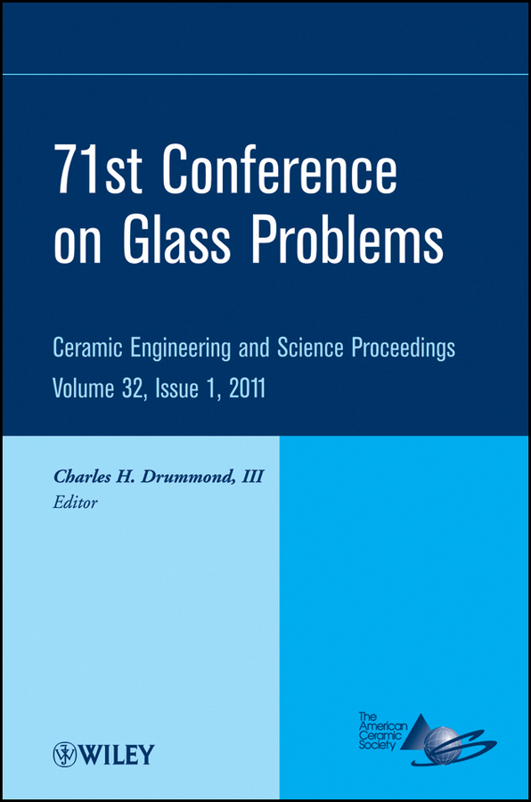 Charles H. Drummond, III 71st Conference on Glass Problems. A Collection of Papers Presented at the 71st Conference on Glass Problems, The Ohio State University, Columbus, Ohio, October 19-20, 2010 iowa state university padded swivel bar stool 30 inches high
