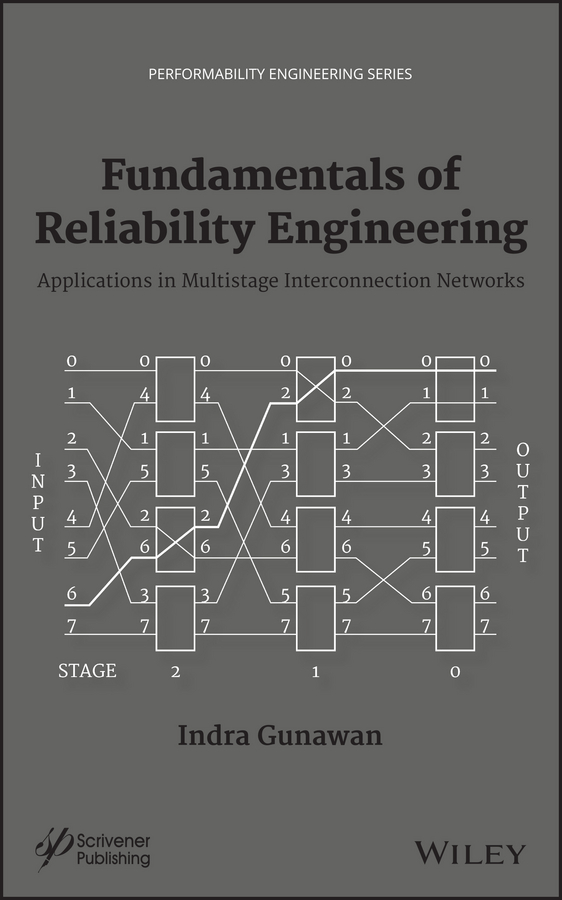 Indra Gunawan Fundamentals of Reliability Engineering. Applications in Multistage Interconnection Networks a history of the computer and its networks
