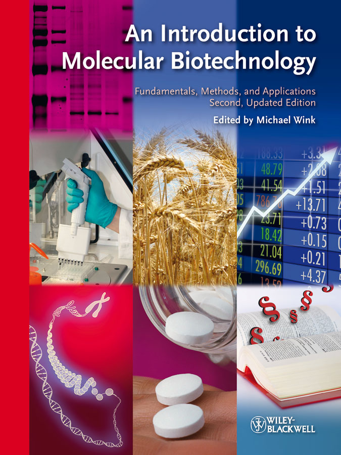Michael Wink An Introduction to Molecular Biotechnology. Fundamentals, Methods and Applications genetics and molecular biology second edition