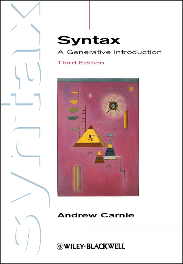 цены Andrew Carnie Syntax. A Generative Introduction
