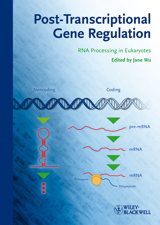 все цены на Jane Wu Post-Transcriptional Gene Regulation. RNA Processing in Eukaryotes