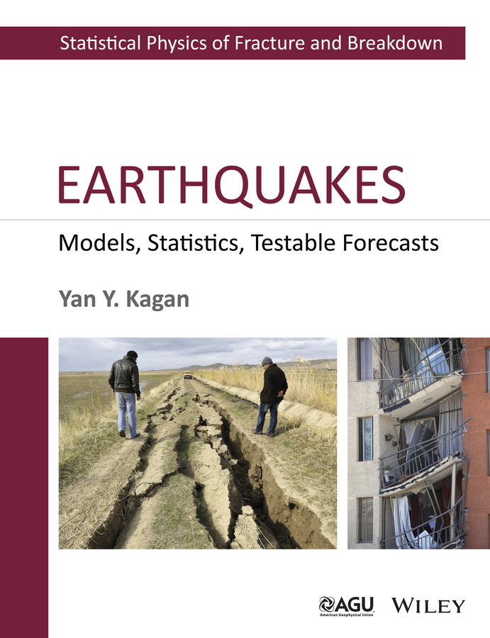 Yan Kagan Y. Earthquakes. Models, Statistics, Testable Forecasts concise colour block and circle pattern design men s slippers