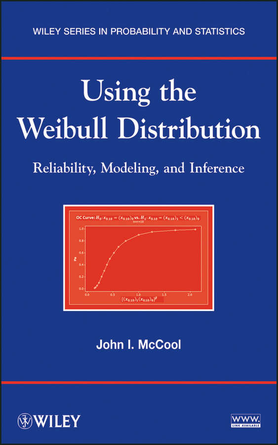 John McCool I. Using the Weibull Distribution. Reliability, Modeling, and Inference arboleda hugo model driven and software product line engineering
