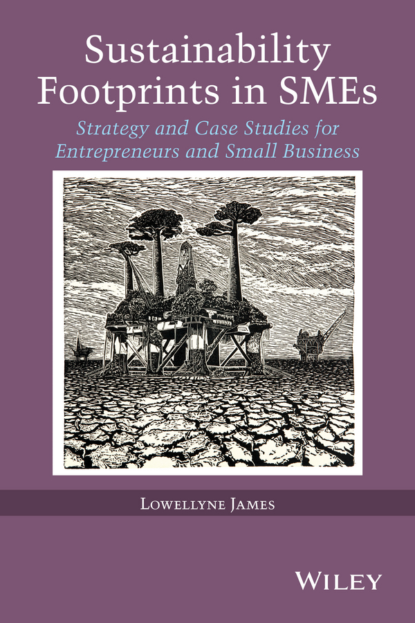 Lowellyne James Sustainability Footprints in SMEs. Strategy and Case Studies for Entrepreneurs and Small Business lowellyne james sustainability footprints in smes strategy and case studies for entrepreneurs and small business