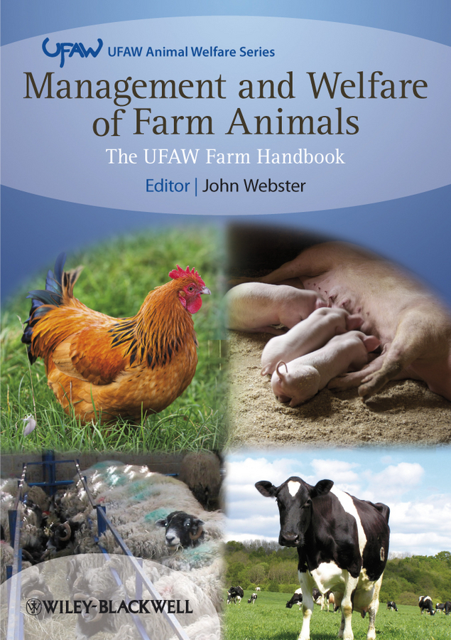 John Webster Management and Welfare of Farm Animals. The UFAW Farm Handbook gj303 rhinestones 316l stainless steel couple s ring black silver size 9 7 2 pcs