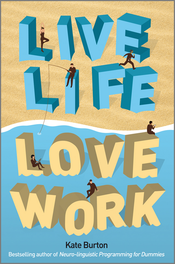 Kate Burton Live Life, Love Work цена