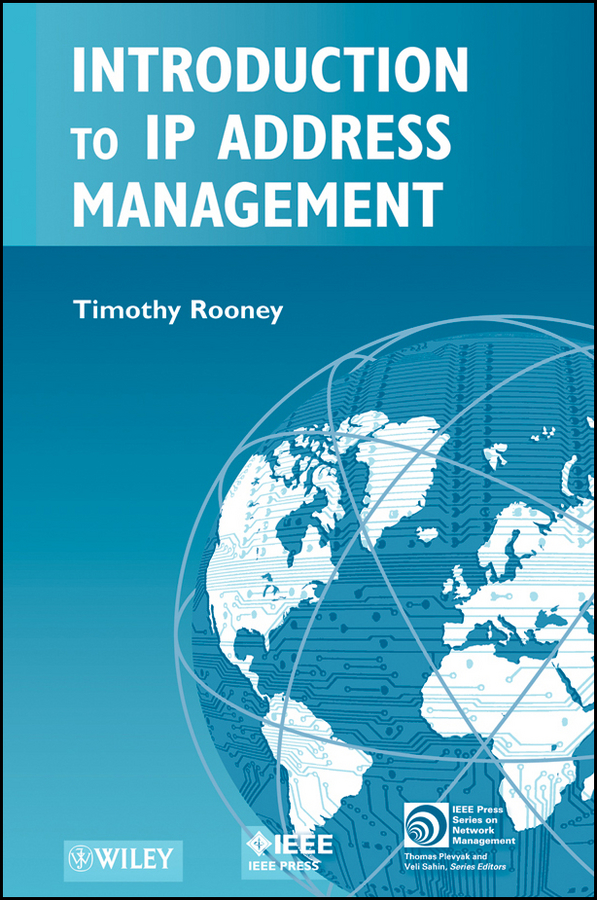Timothy Rooney Introduction to IP Address Management intelligent approaches to data management