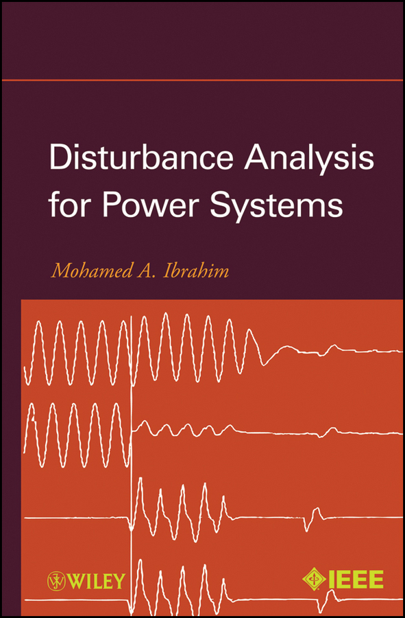 Mohamed Ibrahim A. Disturbance Analysis for Power Systems 1pcs serial ata sata 4 pin ide to 2 of 15 hdd power adapter cable hot worldwide