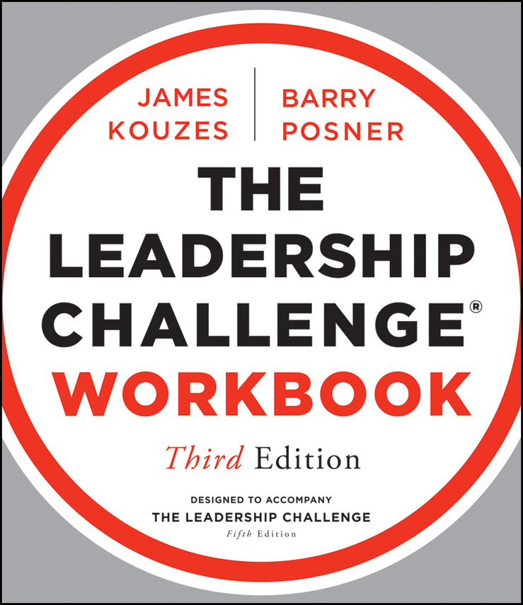 James M. Kouzes The Leadership Challenge Workbook kouzes james m the five practices of exemplary leadership financial services
