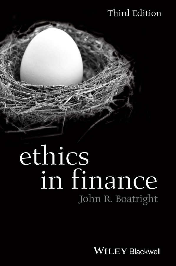 John Boatright R. Ethics in Finance все цены