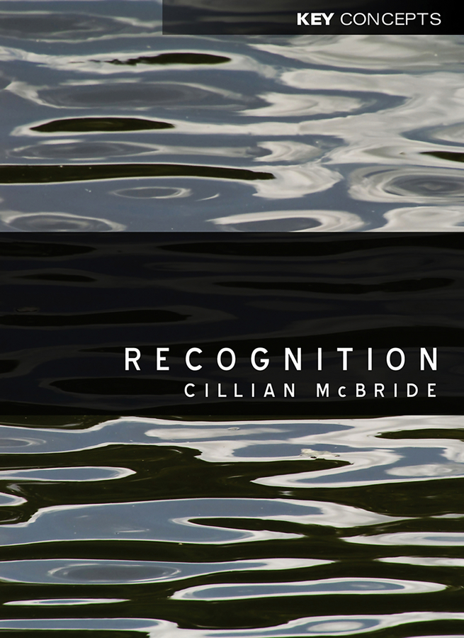 Cillian McBride Recognition