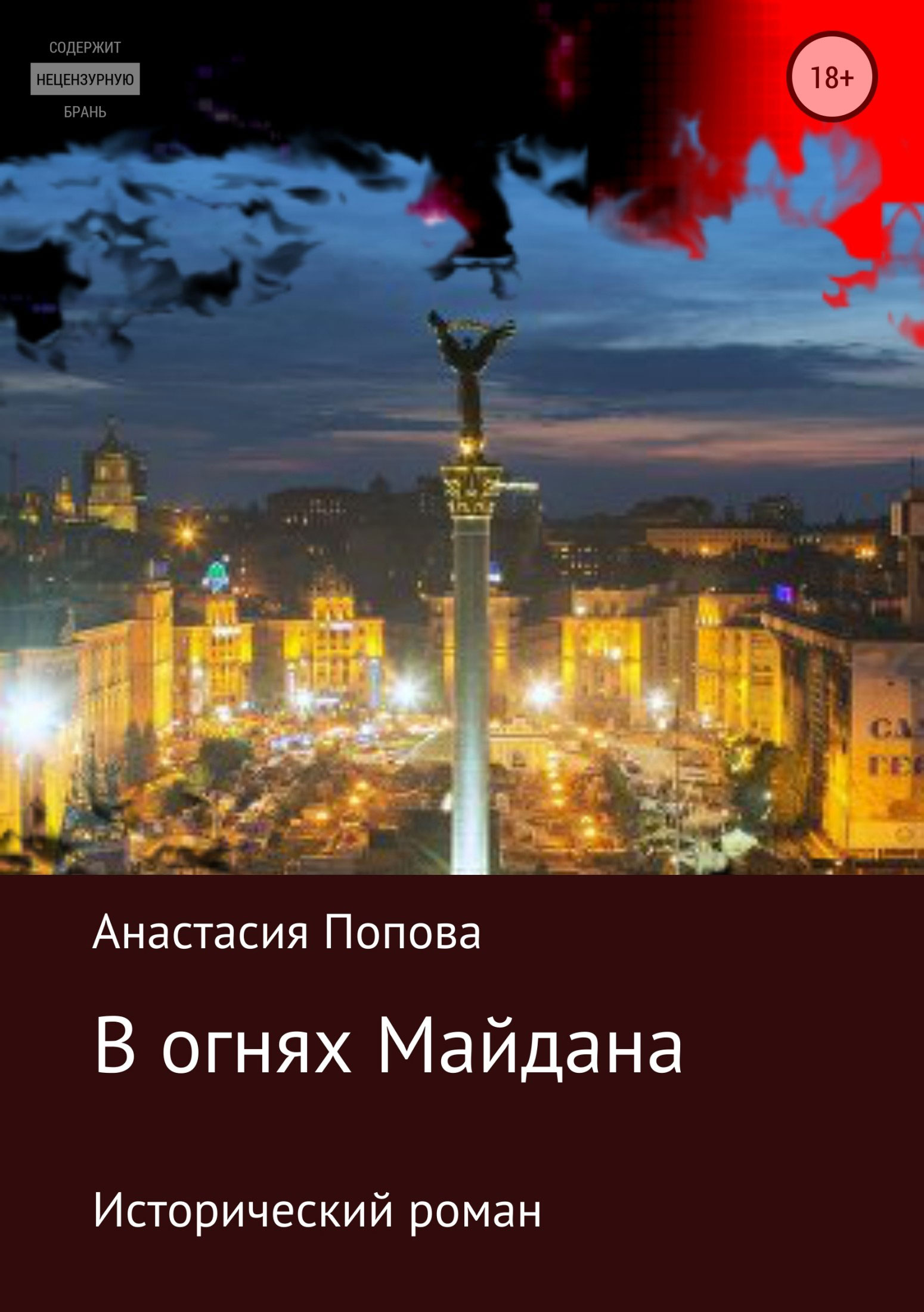 Анастасия Алексеевна Попова В огнях Майдана