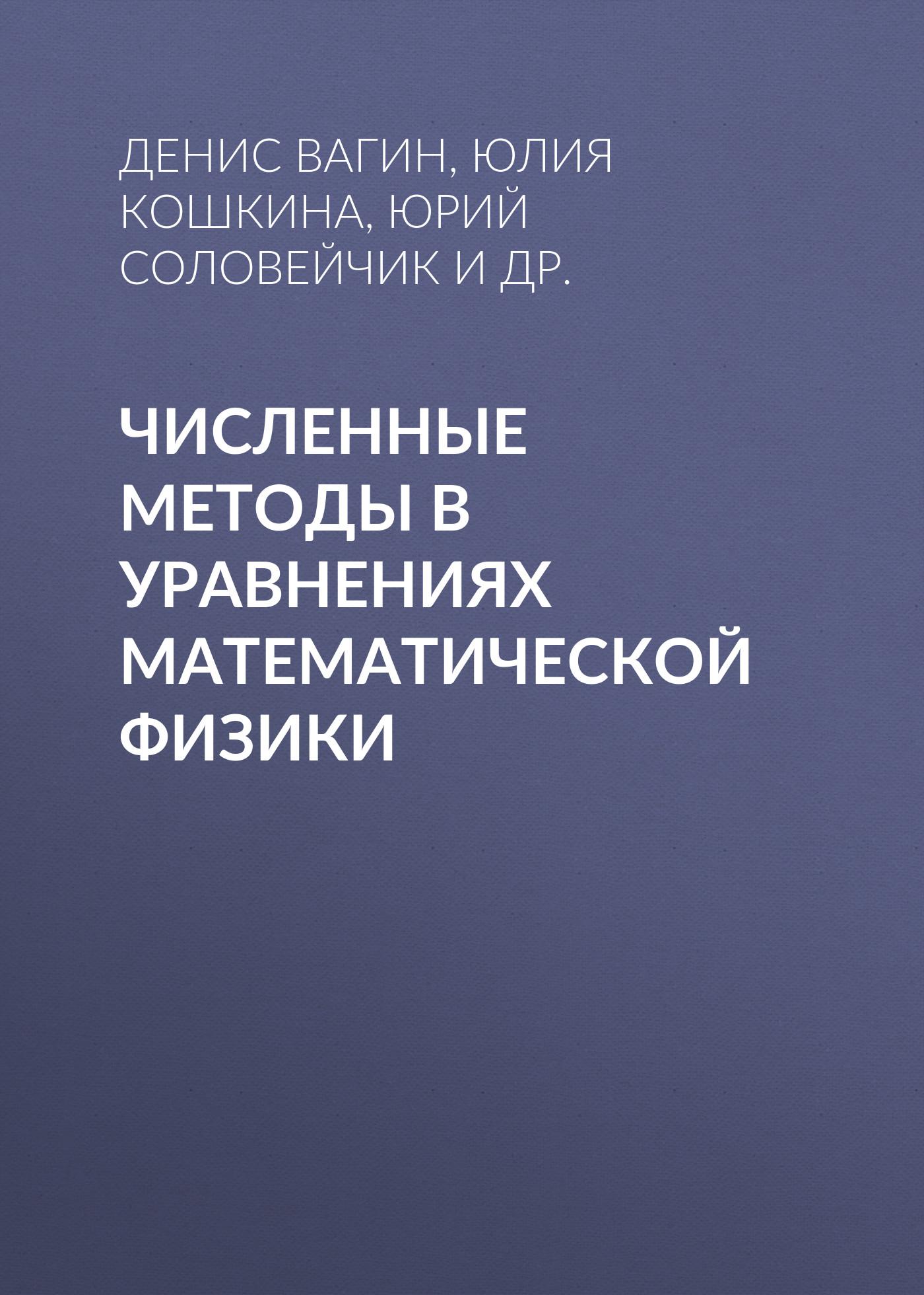 Юрий Соловейчик Численные методы в уравнениях математической физики