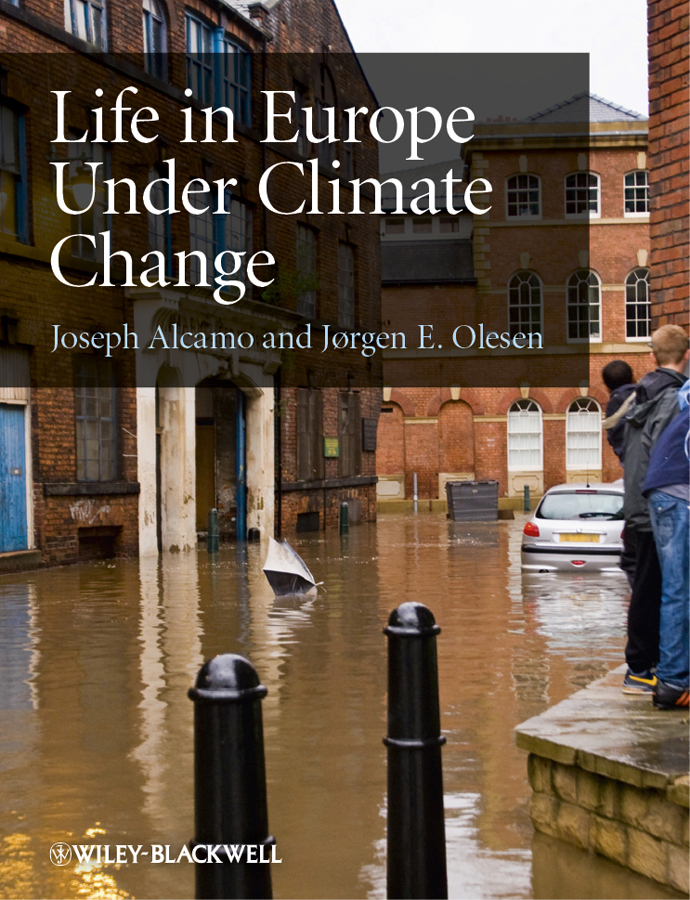 Alcamo Joseph Life in Europe Under Climate Change climate change initiatives and strategies