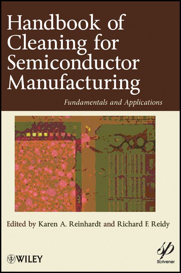 Reinhardt Karen A. Handbook for Cleaning for Semiconductor Manufacturing. Fundamentals and Applications картридж t2 tc k1170 черный