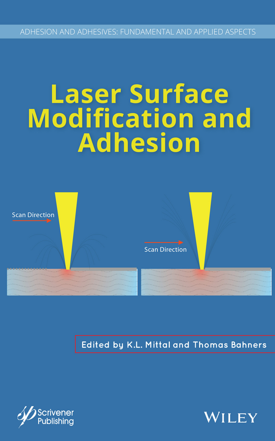 лучшая цена Mittal K. L. Laser Surface Modification and Adhesion