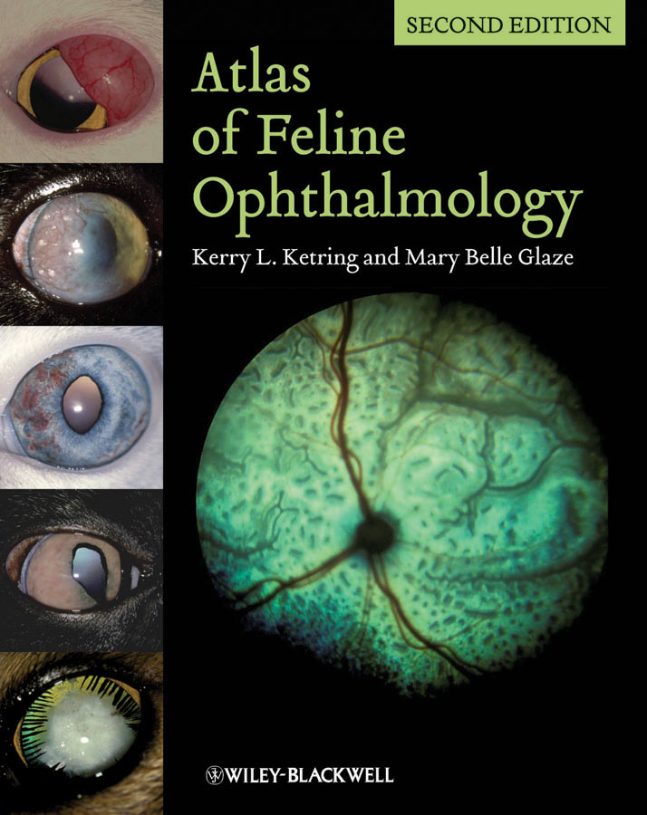 Glaze Mary Belle Atlas of Feline Ophthalmology ray sammartano the complete idiot s guide to vegan living second edition