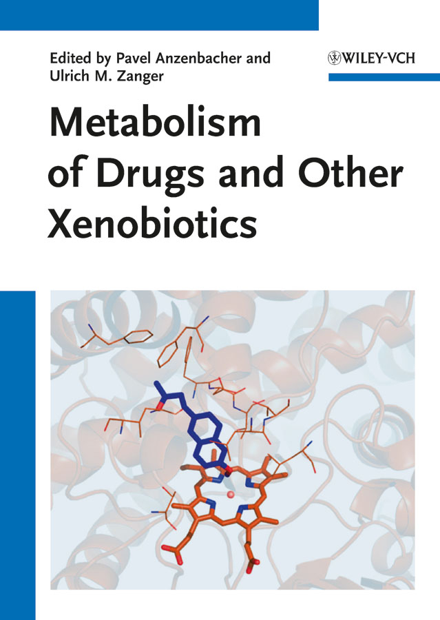Anzenbacher Pavel Metabolism of Drugs and Other Xenobiotics все цены