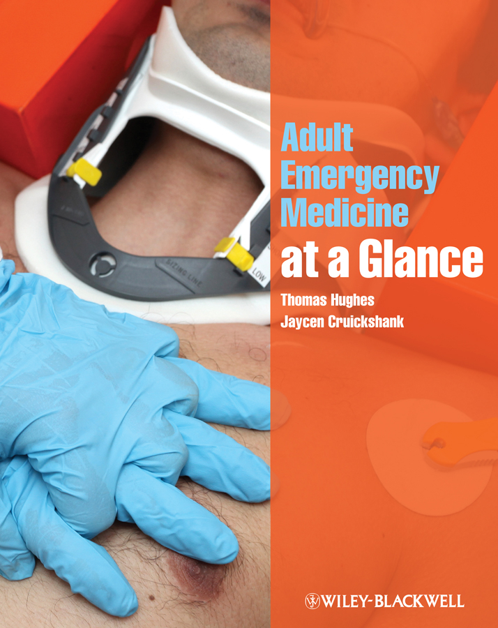 Hughes Thomas Adult Emergency Medicine at a Glance patrick davey medicine at a glance