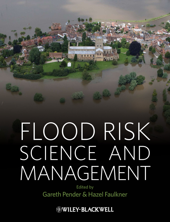 Faulkner Hazel Flood Risk Science and Management недорго, оригинальная цена