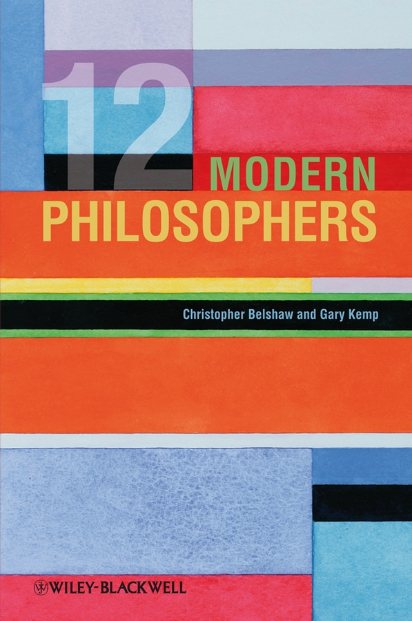 Belshaw Christopher 12 Modern Philosophers thomas percival essays medical and experimental