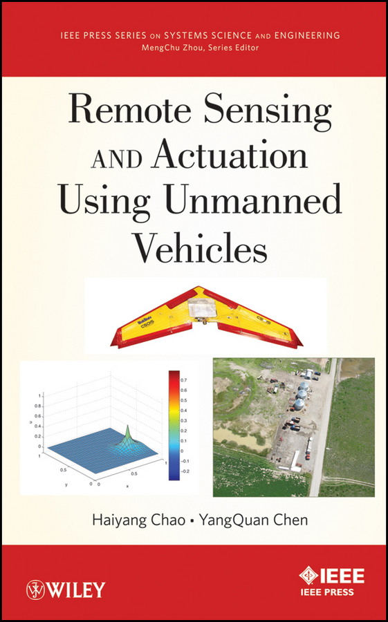 цена на Chen YangQuan Remote Sensing and Actuation Using Unmanned Vehicles