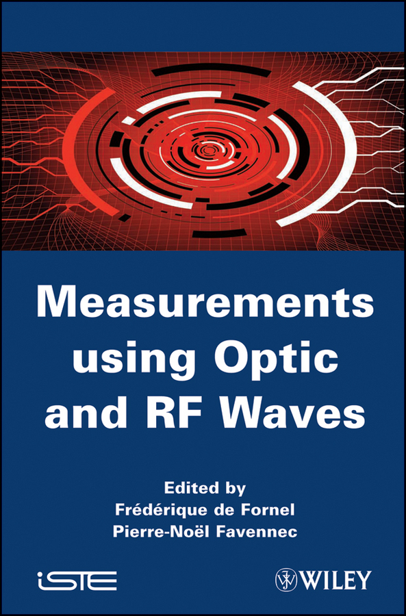 Fornel Frédérique de Measurements using Optic and RF Waves ozcan светильник timon 50