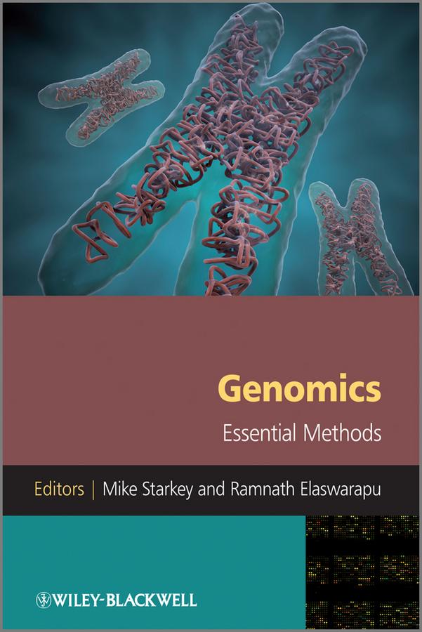 Elaswarapu Ramnath Genomics. Essential Methods research methods and techniques