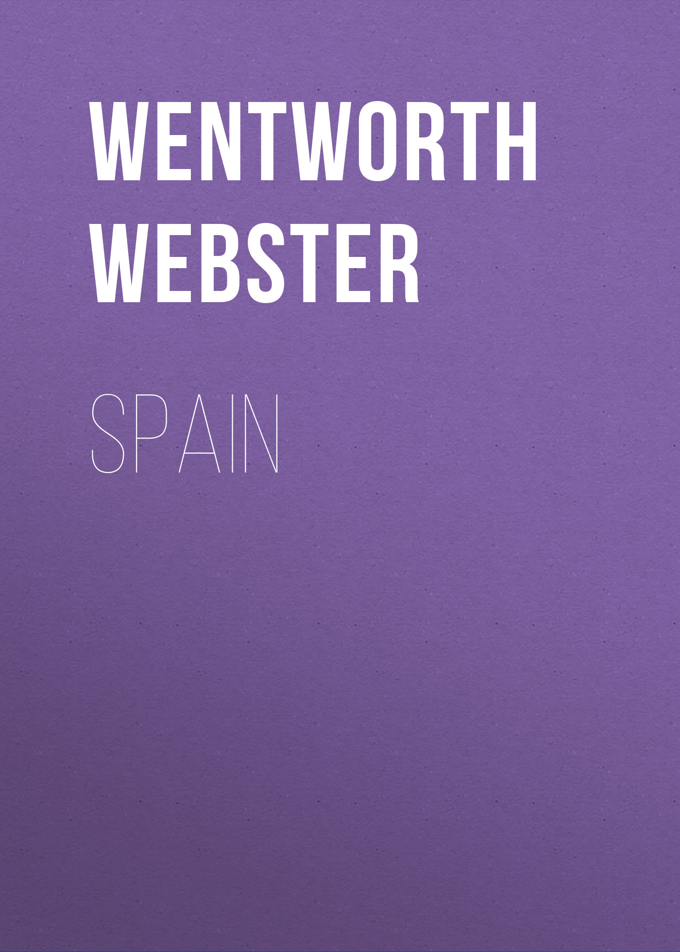 Wentworth Webster Spain wentworth pewter page 1