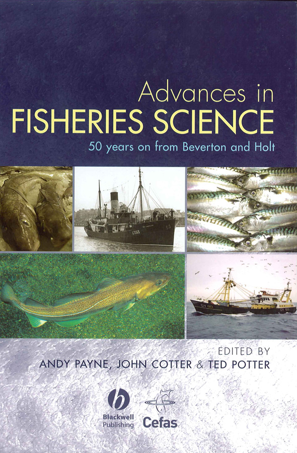 John Cotter Advances in Fisheries Science. 50 Years on From Beverton and Holt development in catch and efforts in lake tana fisheries ethiopia