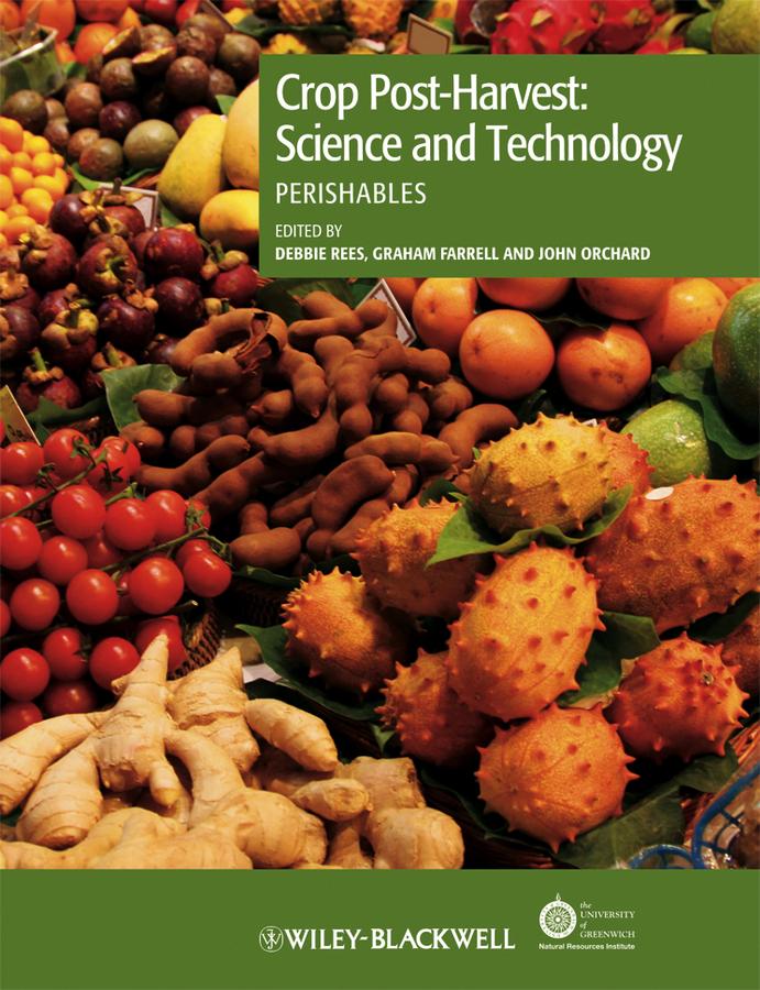 Graham Farrell Crop Post-Harvest: Science and Technology, Volume 3. Perishables все цены