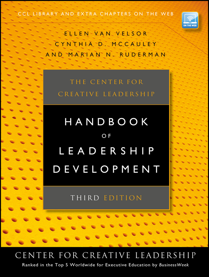 Ellen Velsor Van The Center for Creative Leadership Handbook of Leadership Development цена