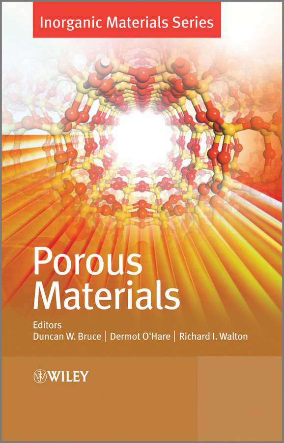 Dermot O'Hare Porous Materials dermot o hare structure from diffraction methods inorganic materials series