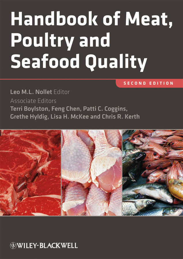 Feng Chen Handbook of Meat, Poultry and Seafood Quality 50pcs free shipping 100% new original 74hc11d sop quality assurance triple 3 input and gate
